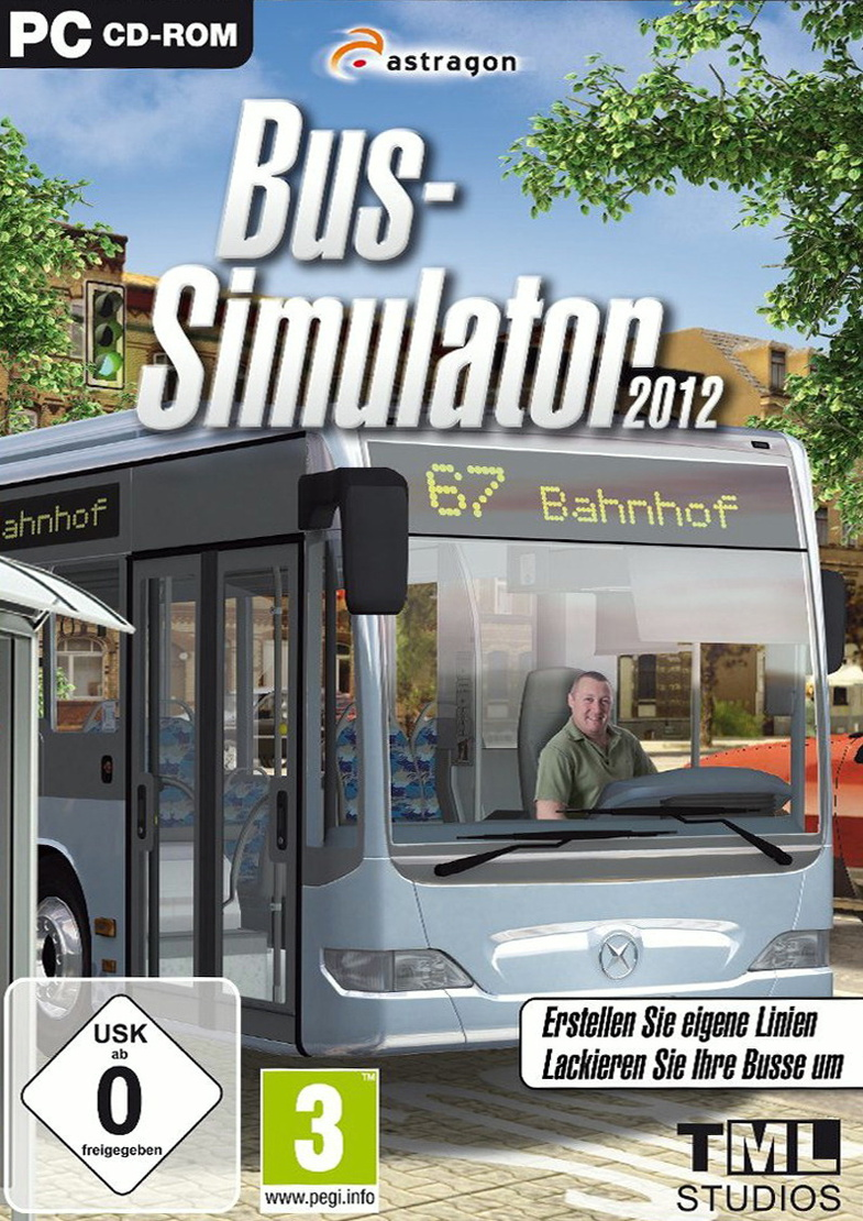 Bus Simulator 2012 Full İndir Oyun Download Yükle
